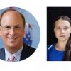 Larry Finck et Greta Thunberg, prophètes parallèles?
